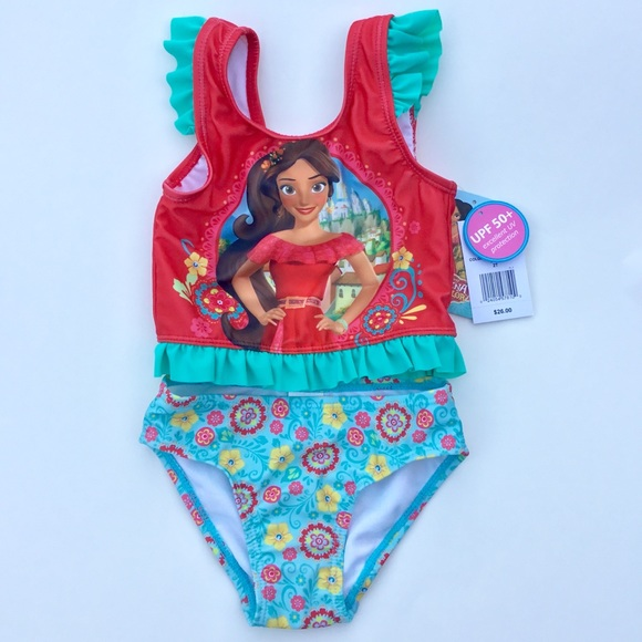 cc4634b797 Disney Swim | Elena Of Avalor Bathing Suit Nwt | Poshmark